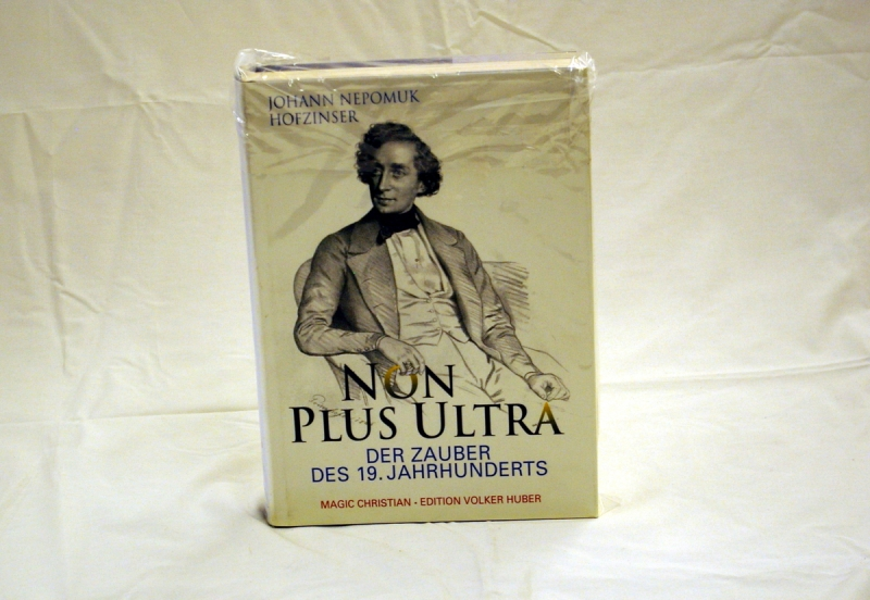 Book - Non Plus Ultra by Hofzinser