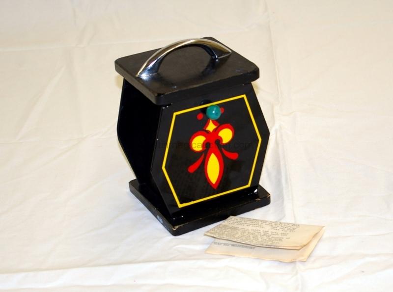 Clatter Box - J Hughes