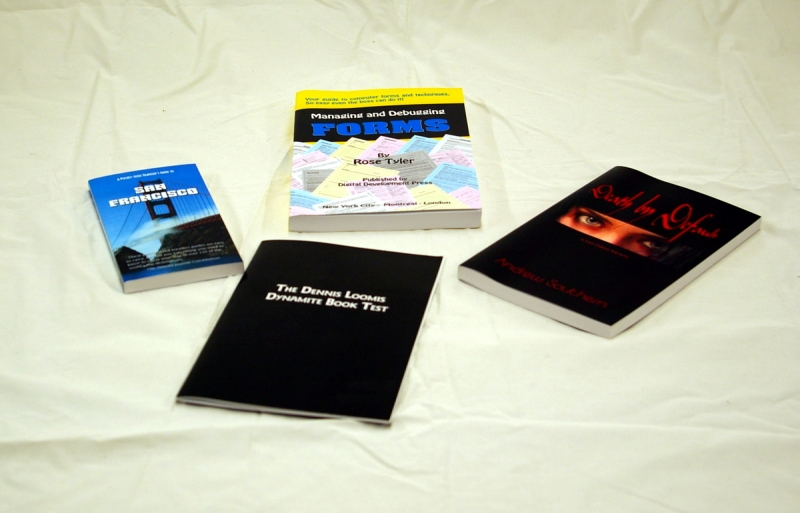 Dennis Loomis Dynamite Book Test
