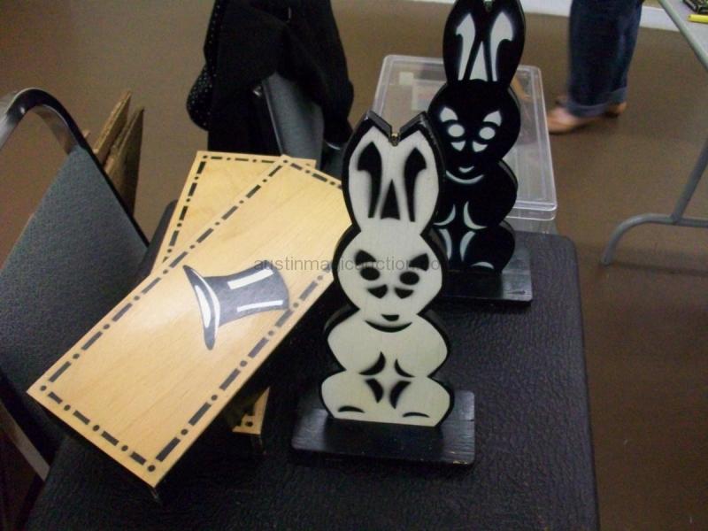 Abbott's Hippity Hop Rabbits