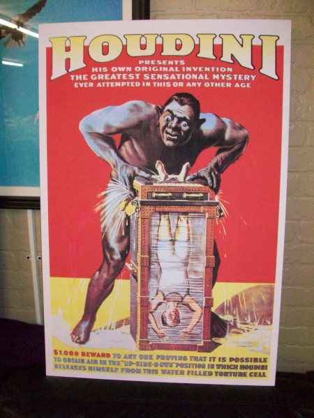 Houdini_Water_Torture_Cell_Poster