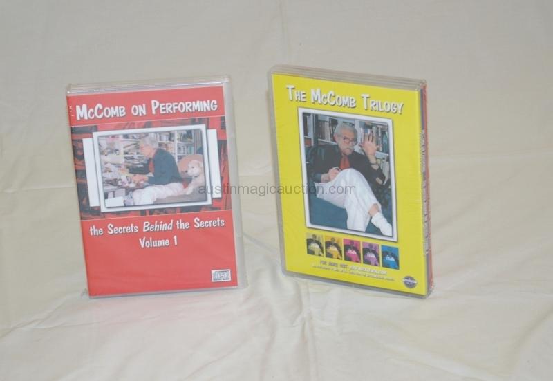 McComb Trilogy - DVD Set
