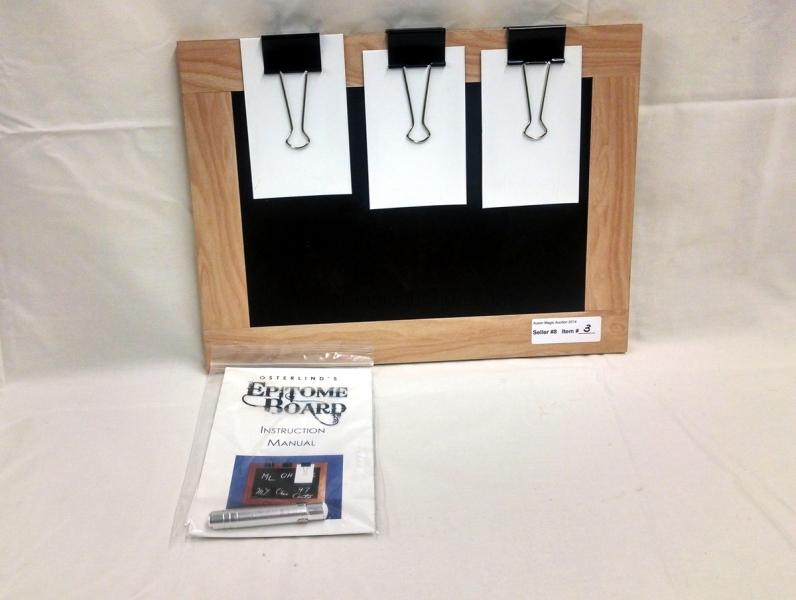 Osterlind Epitome Board