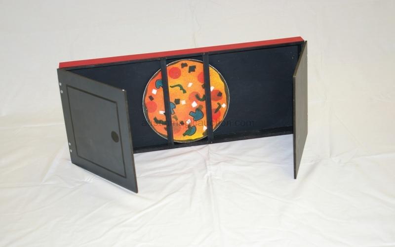Pizza Sucker Box