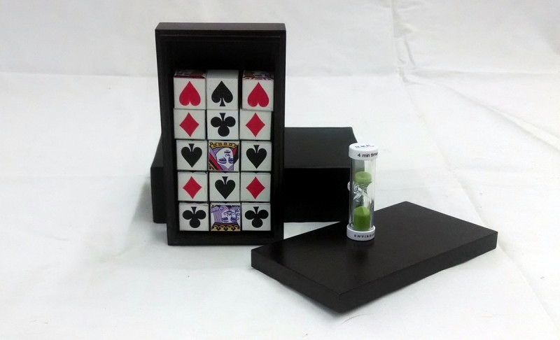Rubix Card Deluxe - Tommy Wonder