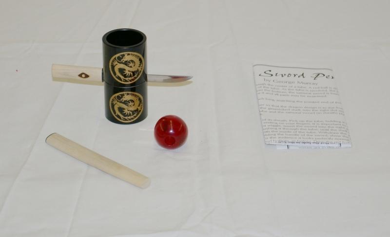 Samurai Sword Penetration by George Murray