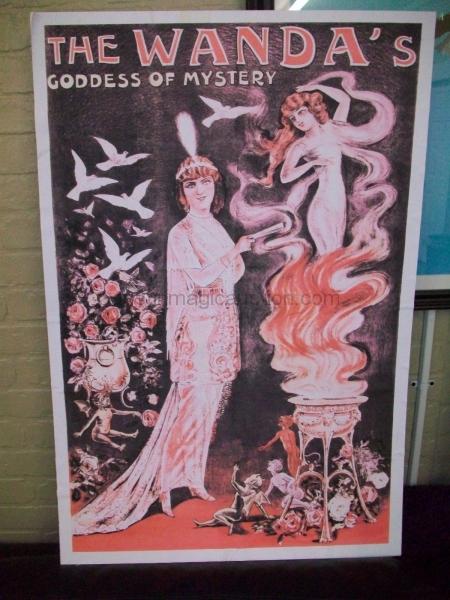 The Wandas Poster