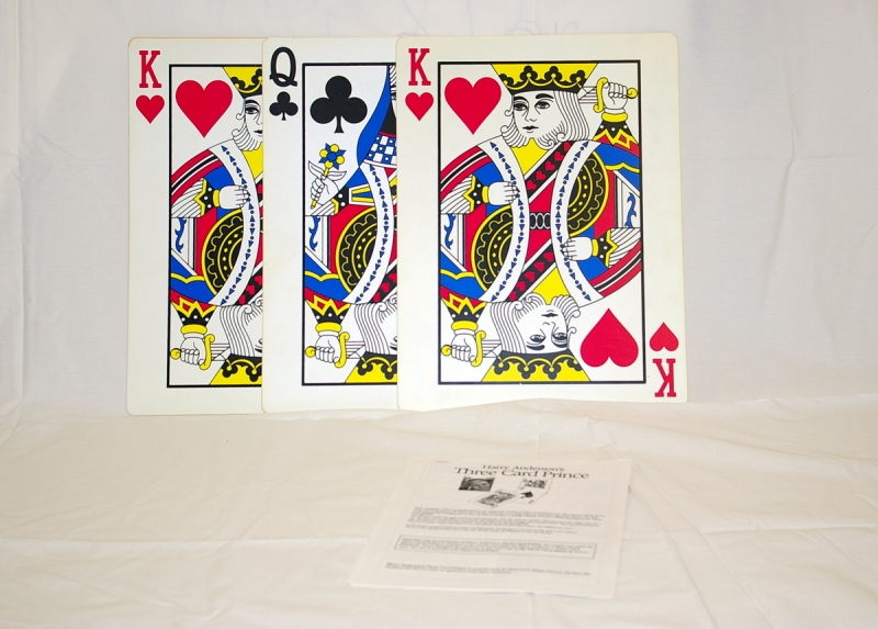 Three Card Prince - Harry Anderson