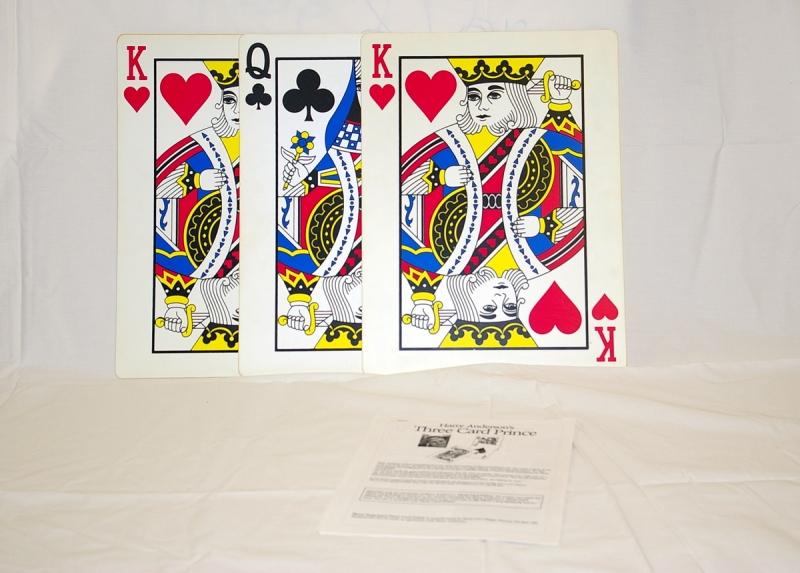 Three Card Prince - Harry Anderson