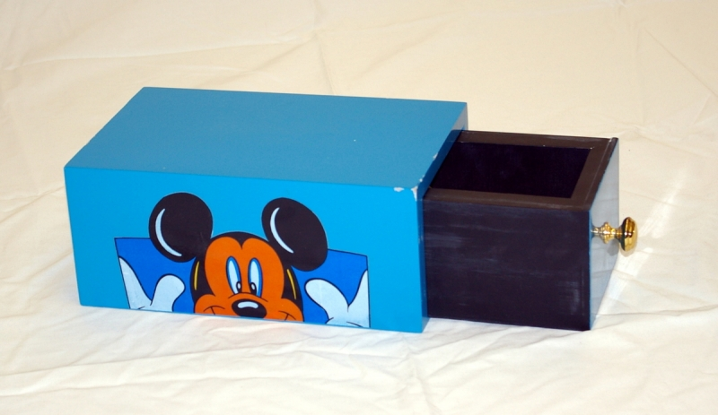 Wonder Drawer Box - Mickey Mouse