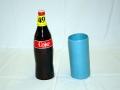 Classic Vanishing Coke Bottle