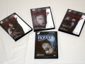 Escapology by Dixie Dooley - 4 DVDs