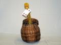 Vintage - Adams Snake Basket