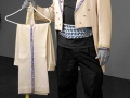 White Tux with Vest