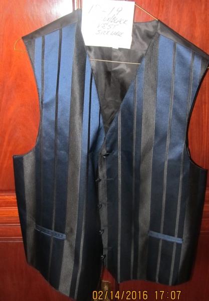 18-19 Blue Black vest (1)