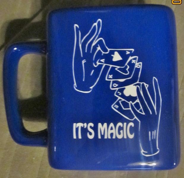 36-16 Blue Mug
