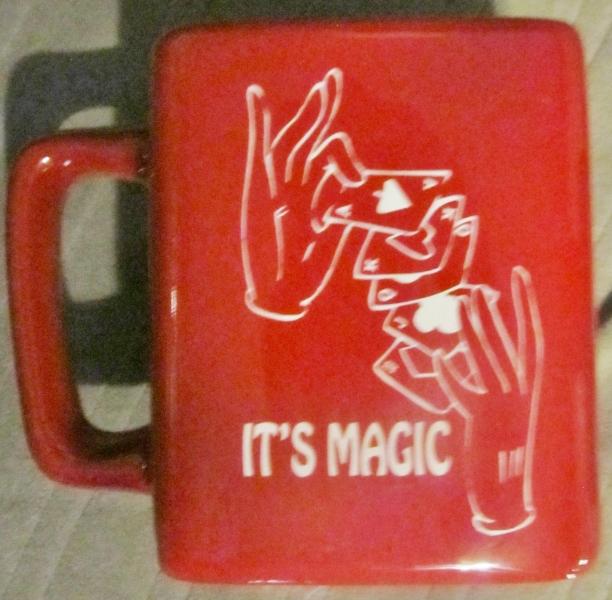 36-17 Red Mug